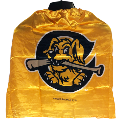 Charleston RiverDogs Superhero Cape
