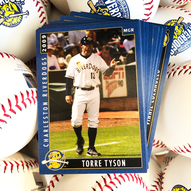 Charleston RiverDogs 2009 Team Set