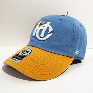 Charleston RiverDogs Holy City Blue & Gold Clean Up
