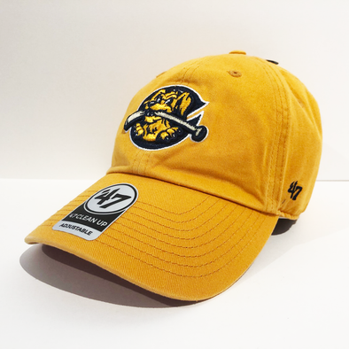 Charleston RiverDogs Clean Up Gold Cap