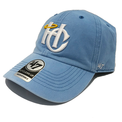 Charleston RiverDogs Holy City Clean Up Carolina Blue Cap