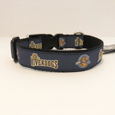 Charleston RiverDogs Adjustable Dog Collar