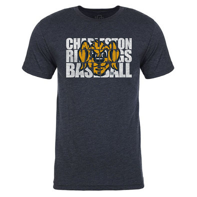 "Charleston RiverDogs ""Block"" Tee"