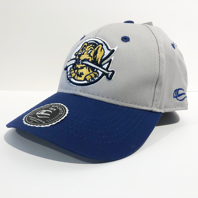 "Charleston RiverDogs OC ""Infielder"" Blue & Gray"