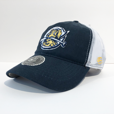"Charleston RiverDogs OC ""Infielder"" Navy & White Mesh"