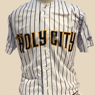 Charleston RiverDogs 2020 Authentic On-Field Holy City Jersey