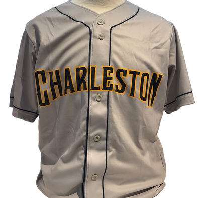 Charleston RiverDogs 2019 Authentic On-Field Road Jersey