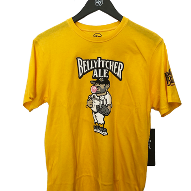 Charleston RiverDogs BellyItcher Tee