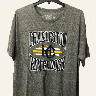 Charleston RiverDogs Holy City Logo Tee