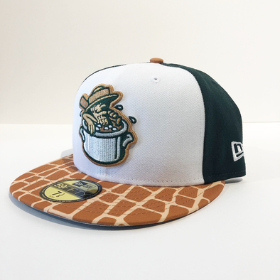 Charleston RiverDogs Boiled Peanuts New Era fitted