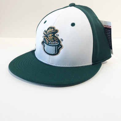 Charleston RiverDogs Boiled Peanuts Flex Fit Cap
