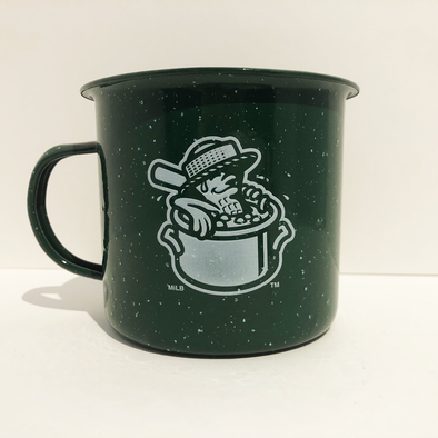 Charleston RiverDogs Boiled Peanuts Tin Mug