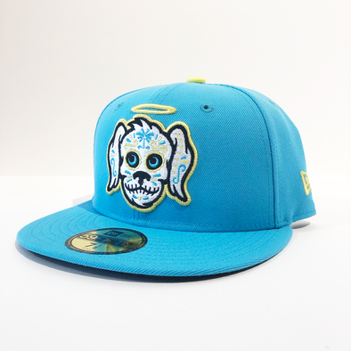 Charleston RiverDogs Perros Santos 59Fifty On Field Cap