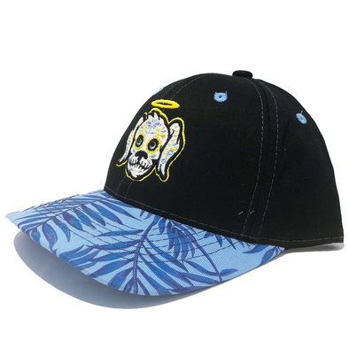 "Charleston RiverDogs Perros Santos ""Tropical"" Snapback Cap"