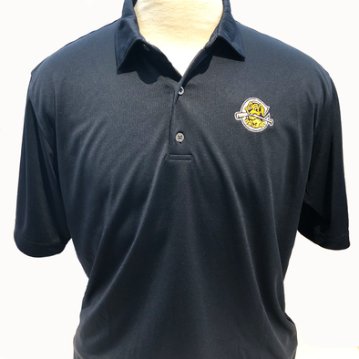 Charleston RiverDogs Navy Polo