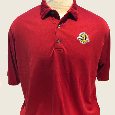 Charleston RiverDogs Red Polo