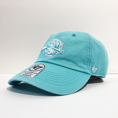 Charleston RiverDogs Clean Up Tiffany Blue Cap