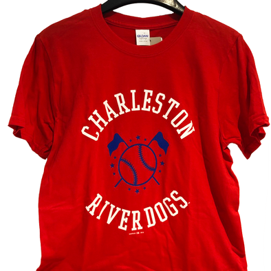 Charleston RiverDogs Independence Day Tee