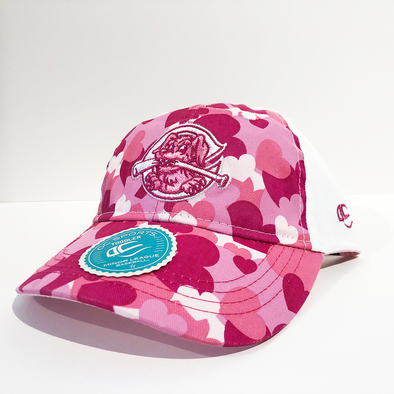 Charleston RiverDogs Toddler Girls Cap