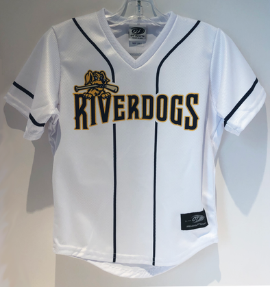 Charleston RiverDogs Toddler Replica Jersey