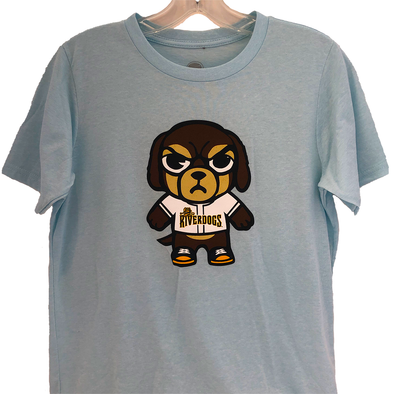 Charleston RiverDogs Youth Tokyodashi Tee