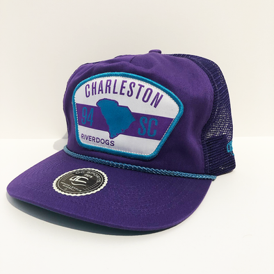 "Charleston RiverDogs ""Uncle Charlie"" Trucker Hat"