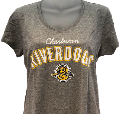 Charleston RiverDogs '47 Brand Women's Short Sleeve Tee