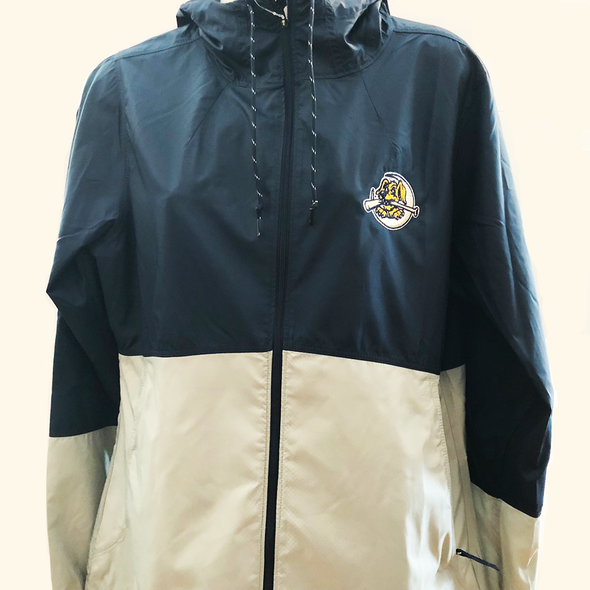 Charleston RiverDogs Women's Columbia Windbreaker