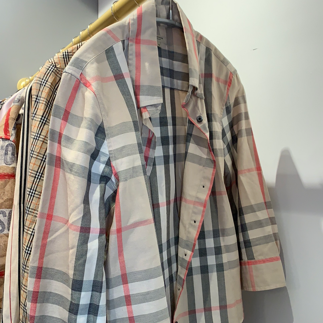 Vintage Burberry button down