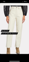 Load image into Gallery viewer, Agolde leather pant