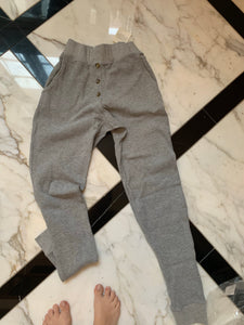Donni Thermal Henley sweatpant