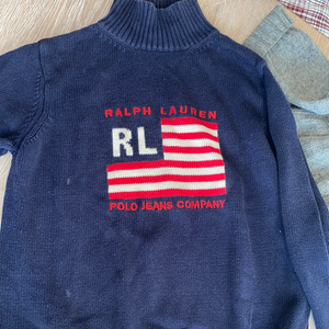 Vintage Ralph Lauren turtleneck