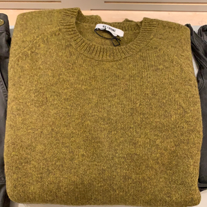 Redone green sweater