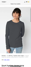 Load image into Gallery viewer, Stateside long sleeve (longer shirt)