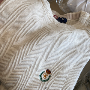 Ralph Lauren grey sweater
