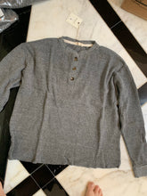 Load image into Gallery viewer, Donni Thermal Henley