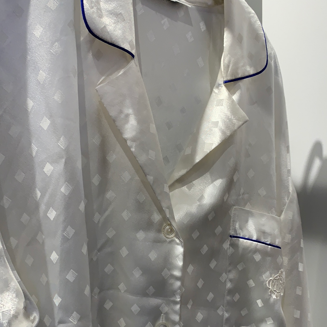 Vintage Dior white button down