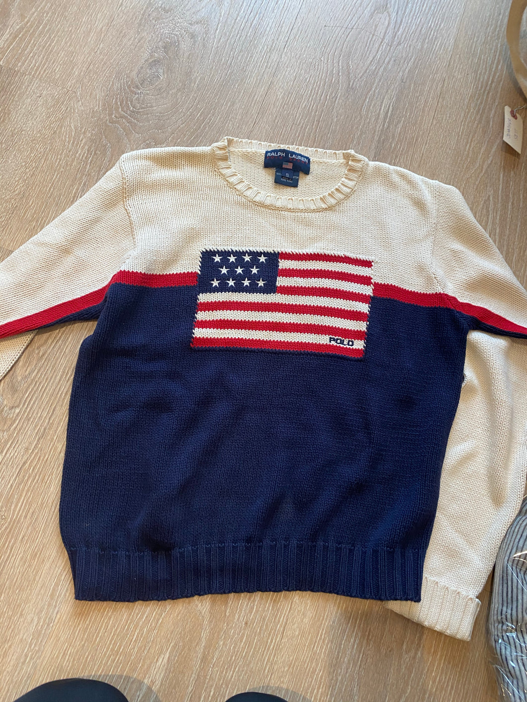 Vintage Ralph's Lauren sweater
