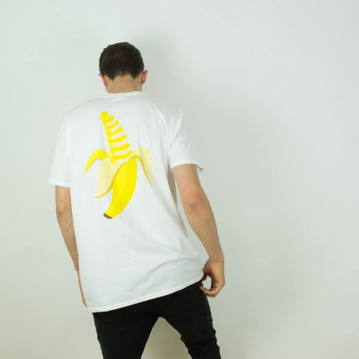 Banana T Shirt White