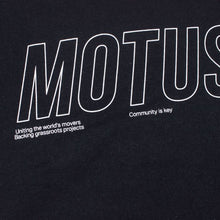 Load image into Gallery viewer, Essential Motus Shirt Black