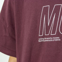 Load image into Gallery viewer, Essential Motus Shirt Maroon