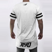 Load image into Gallery viewer, Long Jiyo Tee white