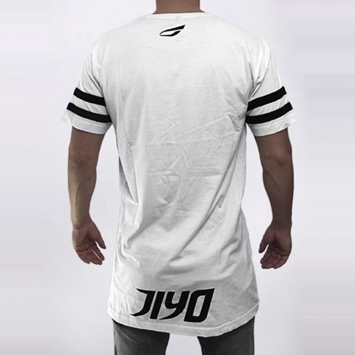 Long Jiyo Tee white