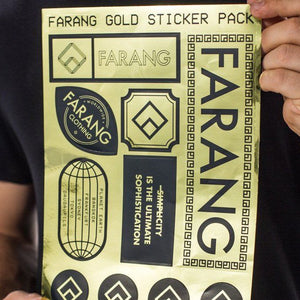Simplicity Sticker Pack