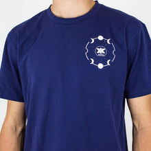 Load image into Gallery viewer, Lunar Tee Midnight Blue