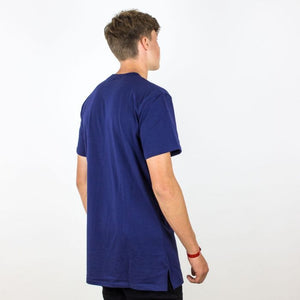 Lunar Tee Midnight Blue