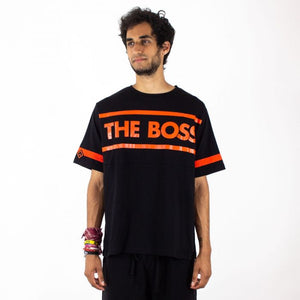 The Boss Tee Red