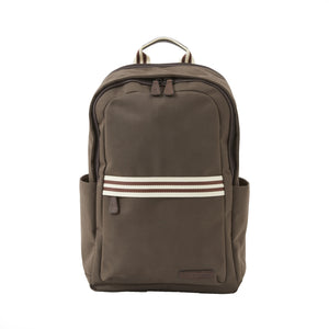Teddy Zipper Backpack - Grey Fox Designs