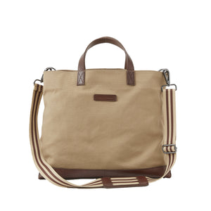 Oliver Metro Tote - Grey Fox Designs