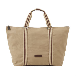 Tom Zipper Tote - Grey Fox Designs